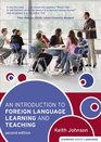 Introduction to Foreign Language Learning  Teaching