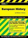 European History (Cliffs AP)
