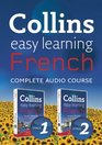 Collins Easy Learning Audio Course Complete French  Box Set