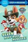 Seven Ruff-Ruff Rescues