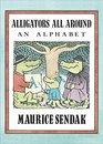 Alligators All Around Board Book An Alphabet