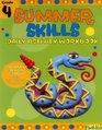 Summer Skills Daily Activity Workbook Grade 4