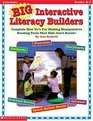 Big Interactive Literacy Builders (Grades K-2)