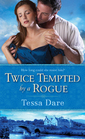 Twice Tempted by a Rogue (Stud Club, Bk 2)