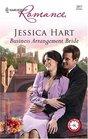 Business Arrangement Bride (Nine to Five) (Harlequin Romance, No 3917)