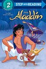 Aladdin Deluxe Step into Reading