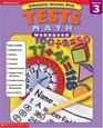 Scholastic Success With Math Workbook Grade 3