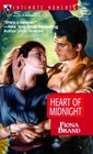 Heart of Midnight (Lombards, Bk 2) (Silhouette Intimate Moments, No 977)