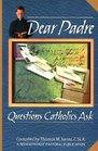 Dear Padre: Questions Catholics Ask (Redemptorist Pastoral Publication)