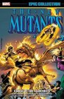 New Mutants Epic Collection Curse of the Valkyries