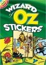 Wizard of Oz Stickers