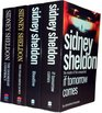 Sidney Sheldon Collection If Tomorrow Comes Bloodline the Doomsday Conspiracy the Stars Shine Down the Sands of Time