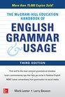 McGraw-Hill Education Handbook of English Grammar  Usage
