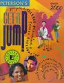 Peterson's 2000 Get a Jump Ohio Your Guide to College Planning  Career Exploration