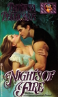 Nights of Fire (Zebra Lovegram Historical Romance)