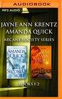 Jayne Ann Krentz/Amanda Quick  Arcane Society Series Books 12 Second Sight White Lies