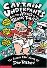 Captain Underpants and the Attack of the Talking Toilets (Captain Underpants, Bk 2)