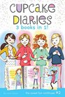 Cupcake Diaries 3 Books in 1 2 Alexis and the Perfect Recipe Katie Batter Up Mia's Baker's Dozen