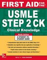 First Aid for the USMLE Step 2 Ck 9e
