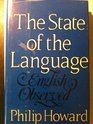 The State of the Language English Observed