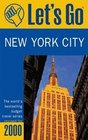 Let's Go 2000: New York City : The World's Bestselling Budget Travel Series (Let's Go. New York City)