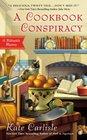 A Cookbook Conspiracy (Bibliophile, Bk 7)