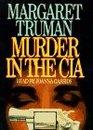 Murder in the CIA (Capital Crimes, Bk 8) (Audio Cassette) (Abridged)