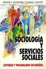 Sociologia Y Servicios Sociales Lecturas Y Vocabulario En Espanol