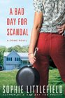 A Bad Day for Scandal (Stella Hardesty, Bk 3)