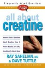 FAQs All about Creatine