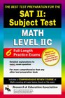 SAT II: Math Level IIC (REA) -- The Best Test Prep for the SAT II (Test Preps)