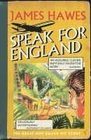 Speak for England
