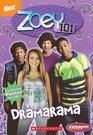 Teenick  Zoey 101 Chapter Book 2 Dramarama