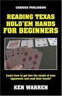 Reading Texas Hold'em Hands