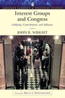 Interest Groups and Congress Lobbying Contributions and Influence