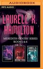 Laurell K Hamilton - Meredith Gentry Series Books 4-6 A Stroke of Midnight Mistral's Kiss A Lick of Frost