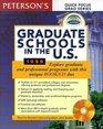 Peterson's Graduate Schools in the US 1999