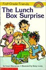 The Lunch Box Surprise (First-Grade Friends) (Hello Reader!, Level 1)