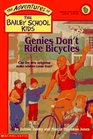 Genies Don't Ride Bicycles (Bailey School Kids, Bk 8)