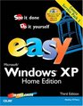 Easy Microsoft Windows XP Home Edition