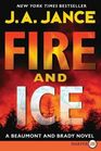 Fire and Ice (J P Beaumont, Bk 18) (Larger Print)