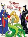 Evil Queens and Wicked Witches Paper Dolls