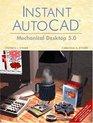 Instant AutoCAD Mechanical Desktop 50
