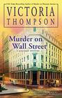 Murder on Wall Street (A Gaslight Mystery)