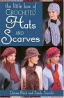 The Little Box Of Crocheted Hats And Scarves