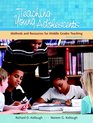Teaching Young Adolescents A Guide to Methods and Resources for Middle School Teaching