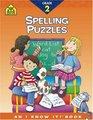 Spelling Puzzles Grade 2