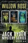 Jack Ryder Mystery Series Book 4-6