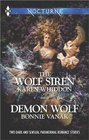 The Wolf Siren and Demon Wolf