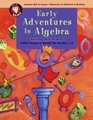 Early Adventures in Algebra : Featuring Zero the Hero (Gems Guides. Teacher's Guides)